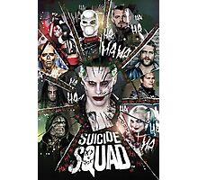 Suicide Squad  Photographic Print