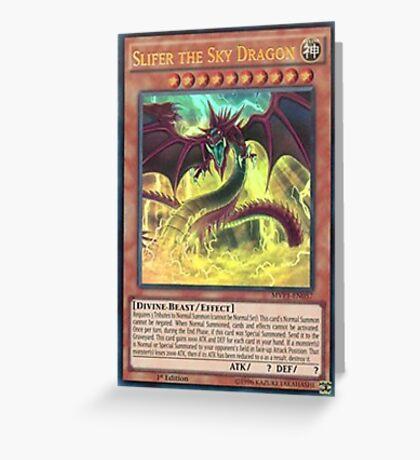 slifer Greeting Card