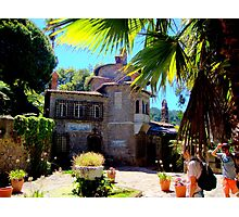 welcome to paradise..266 sintra portugal Photographic Print