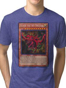 slifer og af Tri-blend T-Shirt