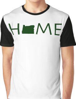 Oregon green Graphic T-Shirt