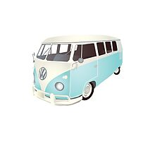 VW van by Carolynne