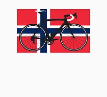 Bike Flag Norway (Big - Highlight) T-Shirt