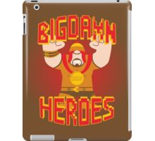 Big Damn Heroes iPad Case/Skin