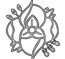 La Dispute Flower Logo T-Shirt by Emcee94