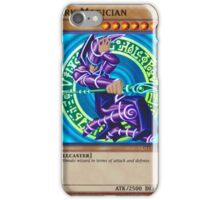 Dark Magician iPhone Case/Skin
