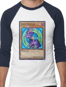 Dark Magician Men's Baseball ¾ T-Shirt