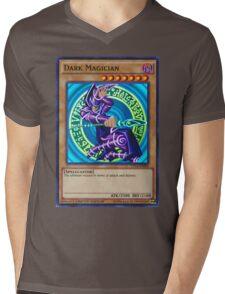 Dark Magician Mens V-Neck T-Shirt
