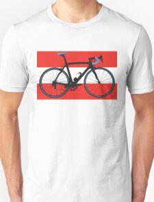 Bike Flag Austria (Big - Highlight) T-Shirt