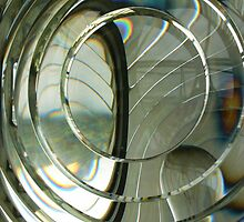Lighthouse Lens by M. van Oostrum
