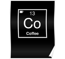 Co Coffee Element Poster