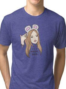 Mean Girls - Karen  Tri-blend T-Shirt