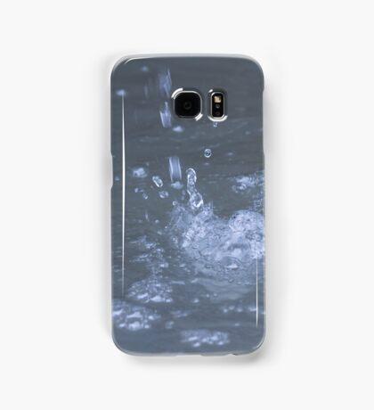 water in the fountain Samsung Galaxy Case/Skin