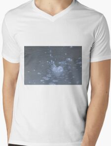 water in the fountain Mens V-Neck T-Shirt