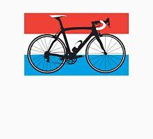 Bike Flag Luxembourg (Big - Highlight) Unisex T-Shirt
