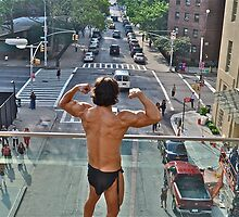 HIGH LINE TARZAN by Richard Rothstein
