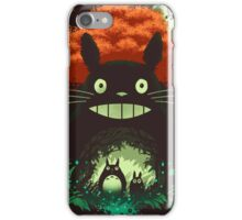Cat Night Vision iPhone Case/Skin