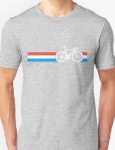 Bike Stripes Luxembourg T-Shirt