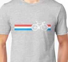 Bike Stripes Luxembourg Unisex T-Shirt