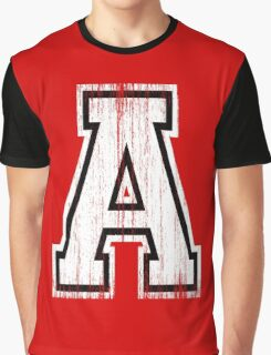 Varsity Letter A Graphic T-Shirt