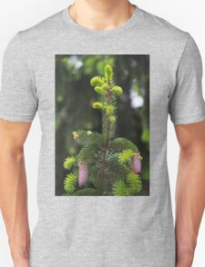 pine in the spring Unisex T-Shirt
