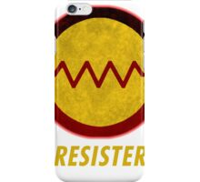 First Nations Resister iPhone Case/Skin