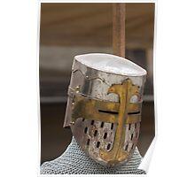 iron armor Poster