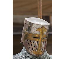 iron armor Photographic Print