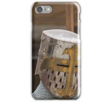 iron armor iPhone Case/Skin