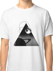 Space Graphic Design Classic T-Shirt