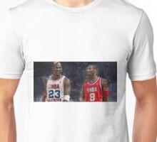 Michael Jordan x Kobe Bryant - Greatness Unisex T-Shirt