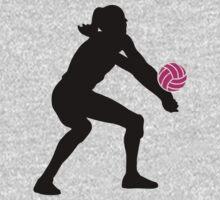Volleyball by nektarinchen