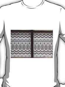 curtains at the window T-Shirt