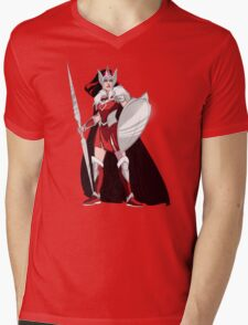 Warrior Goddess Mens V-Neck T-Shirt