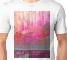 pink flames Unisex T-Shirt