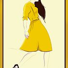 Yellow Gal by THE  WULFLAND