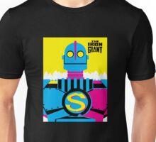The Iron Giant - CMYK Unisex T-Shirt