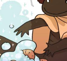 Axolotl - Fen Sticker