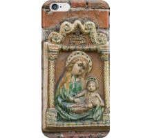 religious angle iPhone Case/Skin