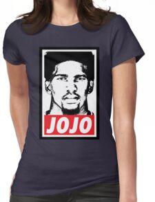 JoJo Womens Fitted T-Shirt