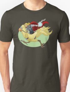 Large Enough to Ride Unisex T-Shirt