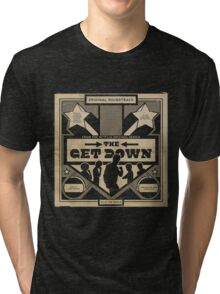 The Get Down ost Tri-blend T-Shirt