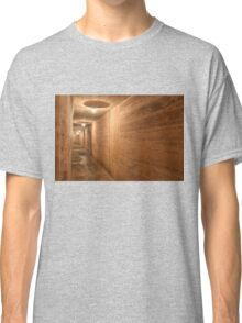 Orange tunnel vision Classic T-Shirt