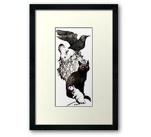 Predators Framed Print