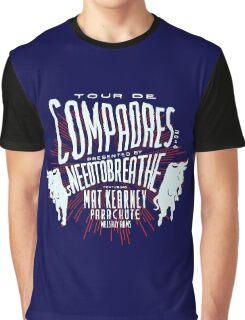 Needtobreathe Tour De Compadres 2016 Graphic T-Shirt