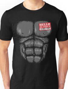 Gorilla Halloween Unisex T-Shirt