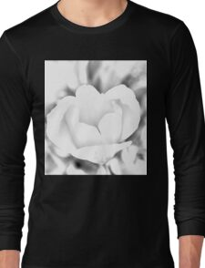 The Ghost of a Tulip Long Sleeve T-Shirt