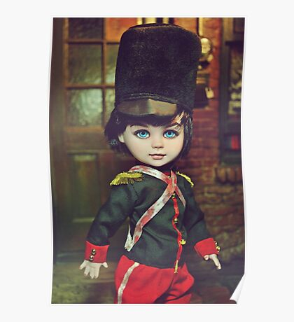 Toy Soldier Doll: Ver.1 Poster