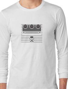 Choose one (black) Long Sleeve T-Shirt