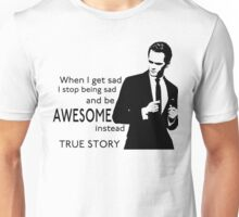 himym Barney Stinson Suit Up Awesome Unisex T-Shirt